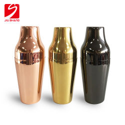 Agitateur à cocktail personnalisé en acier inoxydable 24oz Boston Bar Shaker