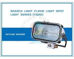 50W TG20 светодиодные фонари направленного на лодке по морской топливного бака