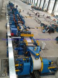 أنبوب كبير القطر ملحوم من الفولاذ المقاوم للصدأ أنبوب الإنتاج