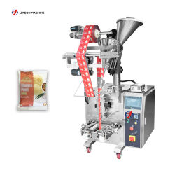 آلة تحضير القهوة الكاكاو الصغيرة عالية الدقة بودر الفول السوداني سعر ماكينة التعبئة