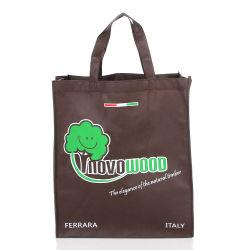 Sac Sac shopping non tissé Logo personnalisé sacs fourre-tout commerce de gros