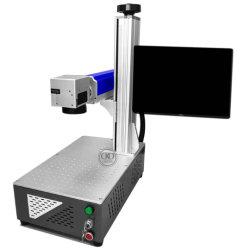 レーザーの回転式マーキングの彫版のコップ機械