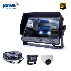 Rückkamera-Installationssatz mit Fernsteuerungs7inch HD 1080P Monitor Gleichstrom 12V zu 32V