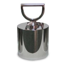 Aço inoxidável F1 F2 M1 1000kg 1500lb 2000lb Escala Pesos de calibração