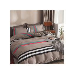 100% полиэстер Принцесс оформлены по печати из текстиля Custom постельные принадлежности ткани