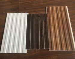La scheda falsa della parete del soffitto del PVC e larghezza 3D laminato 200mm/250mm/300mm/400mm del comitato del PVC rendono incombustibile il soffitto