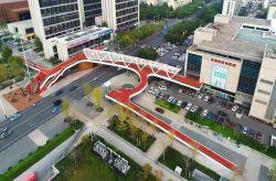 Urban Bridge/Urban Footbridge 강 구조