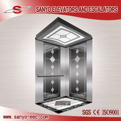 La personnalisation de la conception de 1050kg Ascenseur pour le bâtiment