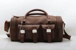 مصنع [هندمد] [غود قوليتي] حقيبة حقيبة نمو أصليّ حقيقيّة بقرة جلد [دوفّل] نهاية أسبوع حقيبة ([ف06297])