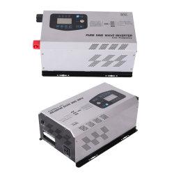 Haute efficacité de transfert faible fréquence 3kw onduleur solaire hybride 3000W 110V 120V avec contrôleur MPPT