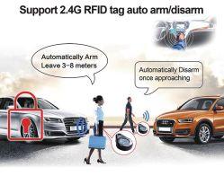4G OBD2 GPS 자동차 트럭 추적기 RFID 태그 이모빌라이저 잠금 엔진 도난 방지 GPS(TK428-KH)