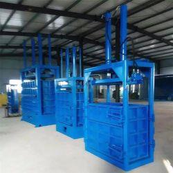 Máquina de enfardamento de plástico a Enfardadeira Prensa Manual para resíduos plásticos para venda