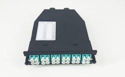 24 Core ГПО/ССП Lgx кассету с LC адаптеры для двусторонней печати
