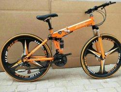 2021 Novo Modelo Tamanho 26 bicicletas de montanha da estrutura de aço MTB