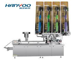 高品質自動スクラバー / 歯ブラシアルプ PVC/ アルミペーパーパッキング / 包装機ブリスター マニュアル DPP-170A