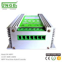 precio de fábrica de 1200W Boost MPPT controlador híbrido solar Eólica de 600 W de potencia del viento solar de 600W+ Controlador de carga de la turbina de carga Descarga Gratis fuera de la red