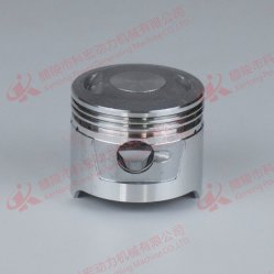 Pièces de moteur diesel moto Honda piston pour l'JH70 CD70