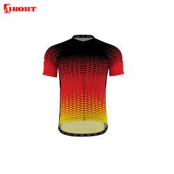 Aibort sublimación completo Ciclismo Jersey Dry Fit camiseta de ciclo (N-C38)