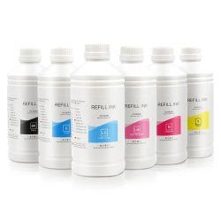 حبر صبغي Universal Pigment Ink 314 478 CISS سعة 1000 مل بستة ألوان لطابعة Epson XP15000 XP-15000