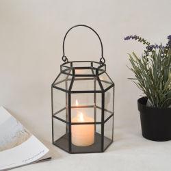 Home свадебные висящих таблица декоративные ретро Роскошь золота металлические фонари для свечи