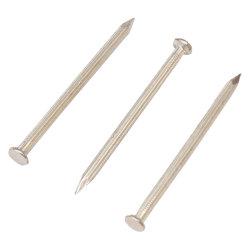 """1""""-6"""" 45# suave de aço Espiral/Preto/Haste galvanizado prego de Betão/alvenaria/haste haste de aço temperadas prego de aço para construção"""