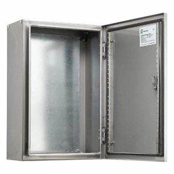 Energien-Schaltschrank-Kasten-elektrisches Edelstahl-Blech-Gehäuse