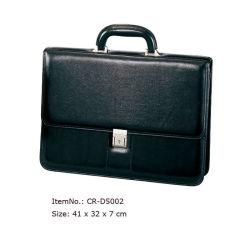 حقيبة مستندات جلدية من نوع PU للرجال والحقائب الصلبة