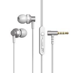 Fünf-Farben-Ohrhörer Aus Metall, Tiefe Bässe, Kopfhörer, Hoher Klarer Sound Kopfhörer für Smartphone