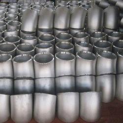 API 5L углеродистой стали колено черный мягкой стали фитинги трубы из нержавеющей стали СЭЗ сшитых трубный фитинг 45 90-градусное колено
