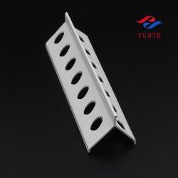 PVC Tile Aluminium Drywall papier verstuderen 45 graden roestvrij staal Flexibele tape keramische Gi metalen plastic hoekkap Prijs