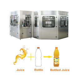 Zhangjiagang высокая скорость автоматической 500мл 1 Л ПЭТ-бутылки напитков жидкости наполнять машины розлива очищенной питьевой пружины чистой воды сок производственной линии
