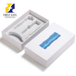 EVA 쟁반에 의하여 주문을 받아서 만들어지는 로고 전자 상자를 가진 뚜껑 그리고 기본 상자