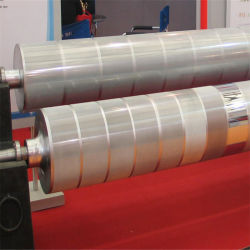 Revestimiento de metal de los rodillos anilox de impresión