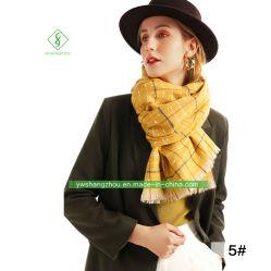 De nieuwe Dikke Manier van de Sjaal van het Kasjmier van Europa Zachte Dame Scarf Winter