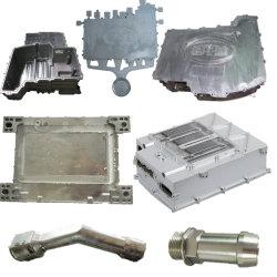 専門の中国の工場OEM ODMの自動手段のオートバイボディ予備品はダイカストのアルミ鋳造を
