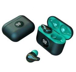 Neuer Tws intelligenter Bluetooth Kopfhörer drahtlose Bluetooth Kopfhörer-Kopfhörer-Mikrofon-Musik CVC8.0 MiniEarbuds mit aufladenkasten
