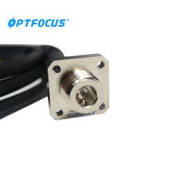 IP67 68 5g étanche Assemblage de câble intérieur/extérieur Ftta Aarc LC Mini SC MPO renforcé 7,0 mm NNO/Odva/Odlc/Cpri match avec l'ODC Ftta Armored cordon de raccordement