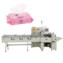 Автоматическая отформованной Bag салфетки упаковочные машины