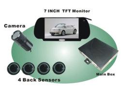 """차 Mirror 또는 Rearview 7 Inch Mirror/Car Rearview 7 """" TFT Parking Sensor System---Rd770sc4"""