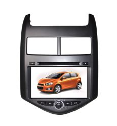 Double DIN Car DVD GPS for Chevrolet Aveo 2011 (TS8761)