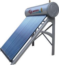 Qualität-Sicherlich evakuierter Gefäß-Solarwarmwasserbereiter mit dem CER bestätigt