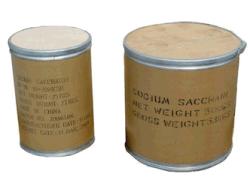 La saccharine de sodium de haute qualité d'alimentation, 4-6, 5-8, 8-12, 10-20, 20-40, 40-80 mesh