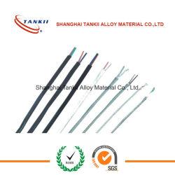 Alambre/ Cable de Termopar de Tipo K con Aislamiento de PVC/ Caucho/ Teflón (KX EX TX JX)