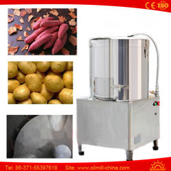 Peeling de pommes de terre de qualité supérieure de la machine et de coupe automatique de la pomme de terre Peeler