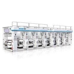 Manual general máquina de impresión Rotogravure (AY600A)