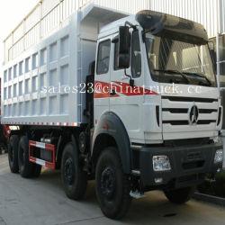 Benz van het noorden/de Vrachtwagen van de Stortplaats 40t~50t van Beiben 8X4 380HP voor Verkoop