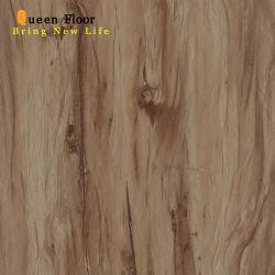 Los suelos estratificados/laminado núcleo rígido de vinilo de lujo en los tablones Spc Vinilic Piso con hacer clic en