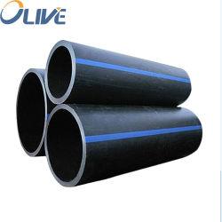 قائمة أسعار الأنابيب البلاستيكية السوداء مقاس 4 بوصات طراز HDPE DN300 HDPE أنابيب Lin البلاستيك 300 مم أسعار الأنابيب