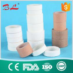 Adhésif médical, oxyde de zinc adhésives de Plâtre Plâtre/Bande de tissu chirurgicale/Pansements imperméables