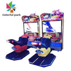 Parco colorato al coperto/distributore automatico/Premio/moneta/riscatto/Kiddy/Kiddie/Kid/Tiro/Giochi arcade/Video/bicicletta/gioco arcade